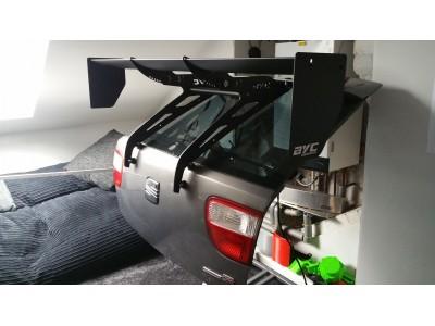 Seat Cupra R MK1 wing mount system